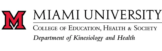 MIAMI UNIVERSITY, Department of Kinesiology and Health