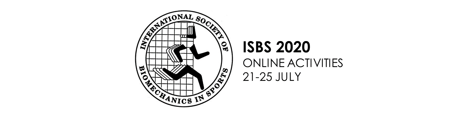 "ISBS Logo with text ""ISBS 2020 online activities 21-25 July"""